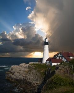 Lighthouse, beacon