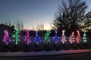 Holiday Lights at Deanna Rose Farmstead