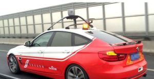 Baidu_BMW-self-driving